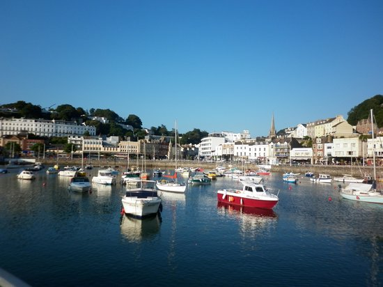 Tor Dean Guest House: Torquay Harbour