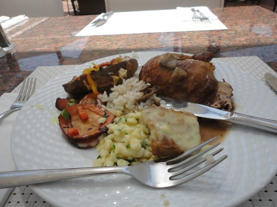 TUI Magic Life Sharm el Sheikh: Another lunch from main Magico buffet