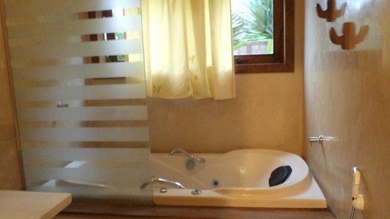 Residence Pe na Areia: 2º banheiro