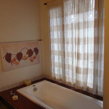 Villa Vittoria: Banheiro do Chalé