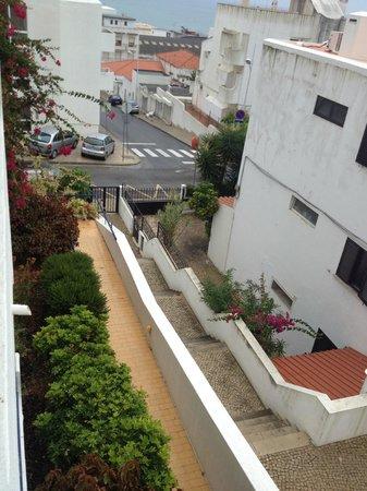 ดา เจล โฮเต็ล: So called, sea view room