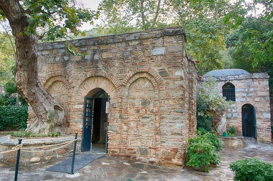 Best of Ephesus Tours: The House of Virgin Mary