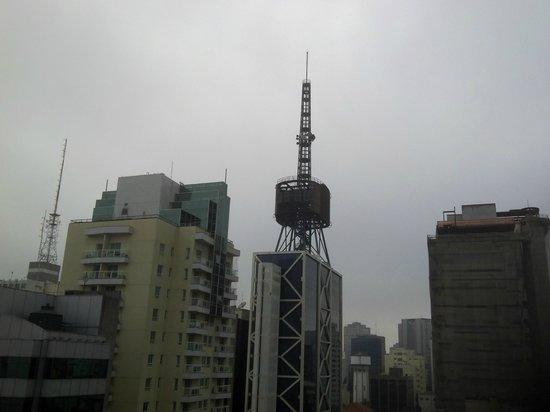 Radisson Paulista: Vista do quarto