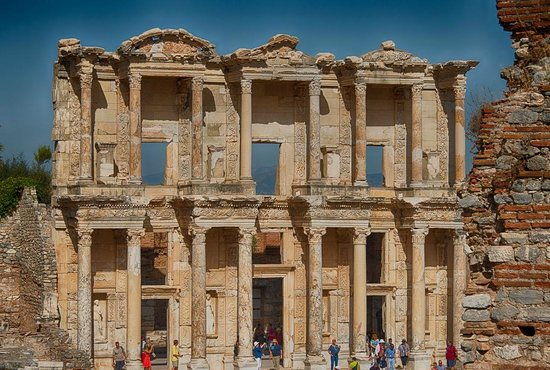 Best of Ephesus Tours: Ancient Epheus and Celcus Library