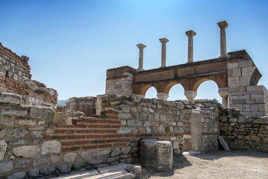 Best of Ephesus Tours: Basilica of St. John