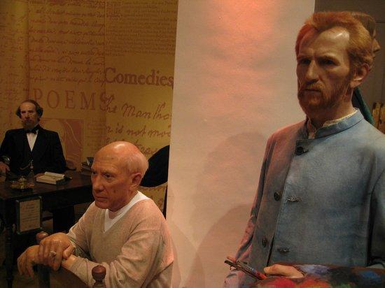 พิพิธภัณฑ์หุ่นขี้ผึ้งมาดามทุซโซ ลอนดอน: Madame Tussauds