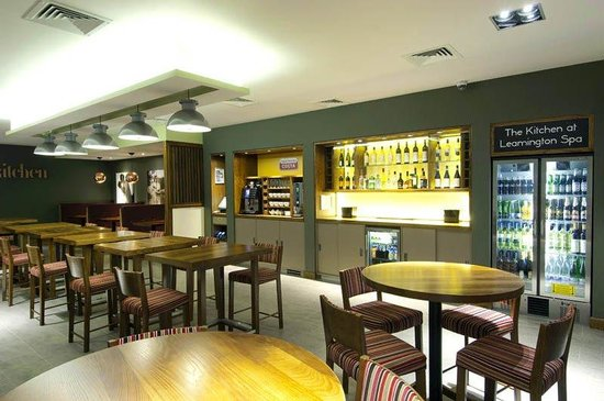 Premier Inn Leamington Spa Town Centre Hotel: Leamington Spa Restaurant