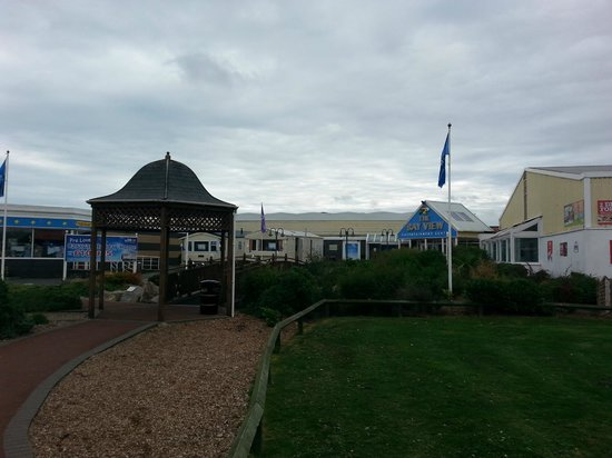 Cayton Bay Holiday Park: Main Complex
