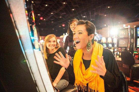Get away to it all - Akwesasne Mohawk Casino Resort