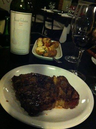 Villegas: Bife de Chorizo