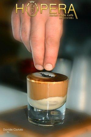Hopera Cafe Novecento: Fatti coccolare