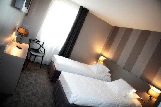 Hotel Le Galion: GUEST ROOM
