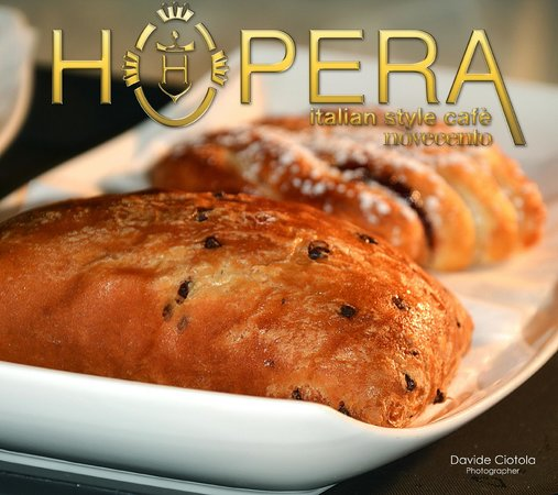 Hopera Cafe Novecento: Gustose