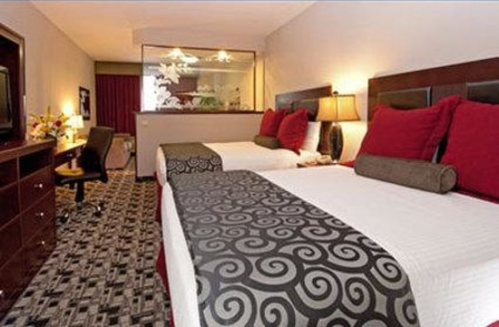 Hilltop Suites Hotel: Guest Room