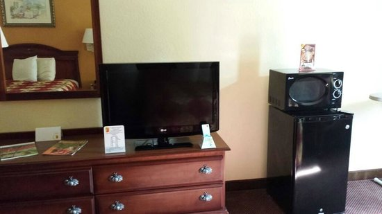 Super 8 Daytona Beach: standard room