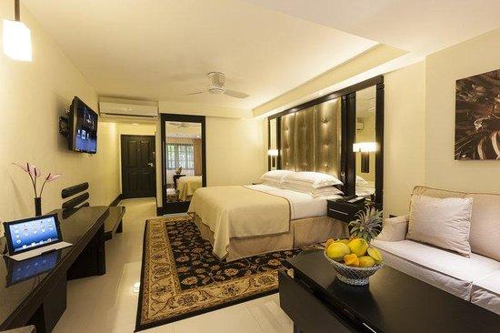 Terra Nova All Suite Hotel: Premium Junior Suite Door View