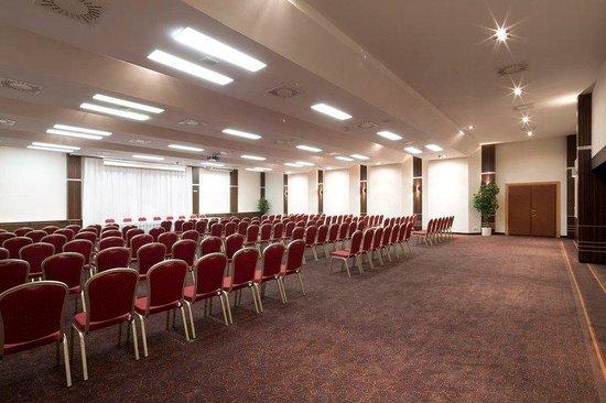 Hotel Bratislava: Meeting Room