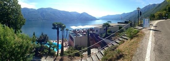 Hotel Casa Berno : beautiful view