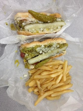 Chicago DogHouse: Chicago Dog Special