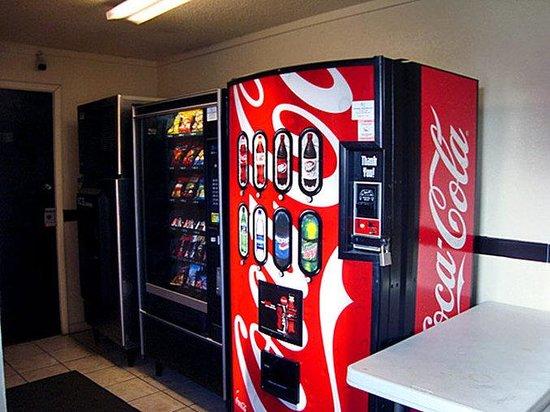Motel 6 Wichita East: Vending