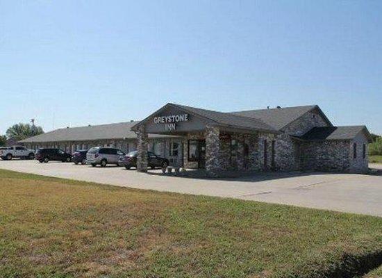Greystone Inn: Exterior