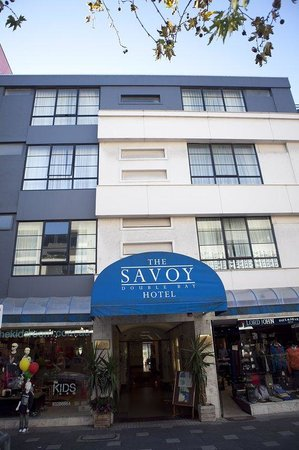 The Savoy Double Bay Hotel: Exterior
