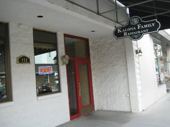 Kalona Family Restaurant, 5th Street