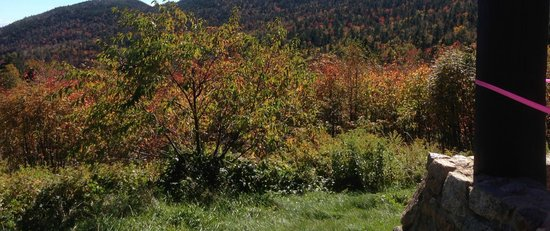 Kancamagus Highway: Scene from one of the pull offs.