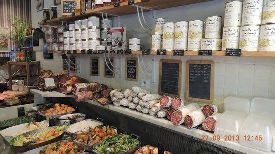 Maison Francart: Dentro da Loja