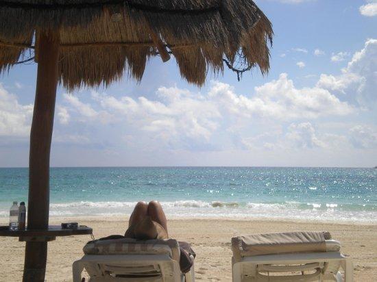 ซีเคร็ทส์โมราม่าบีช รีเวียร่า แคนกุน: playa del hotel