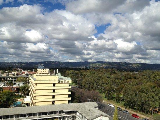 โรงแรมแกรนด์ ชิฟลีย์ แอดิเลด: Adelaide Hills