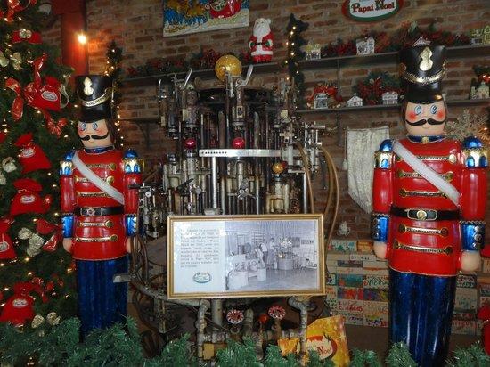 Aldeia do Papai Noel: A fábrica de brinquedos