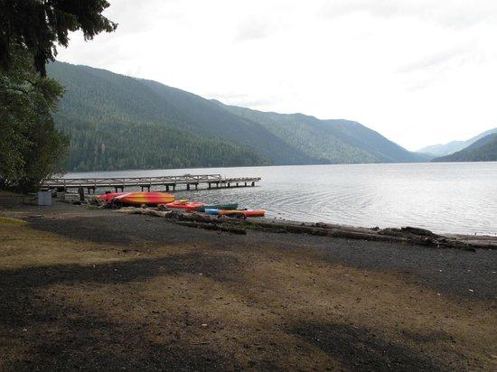 Lake Crescent Lodge Restaurant: Lake Crescent
