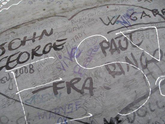 Muro do Abbey Road Studios