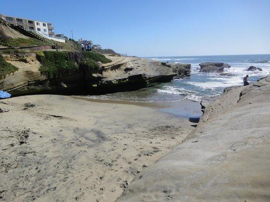 Sunset Cliffs Natural Park: Locals/private beach