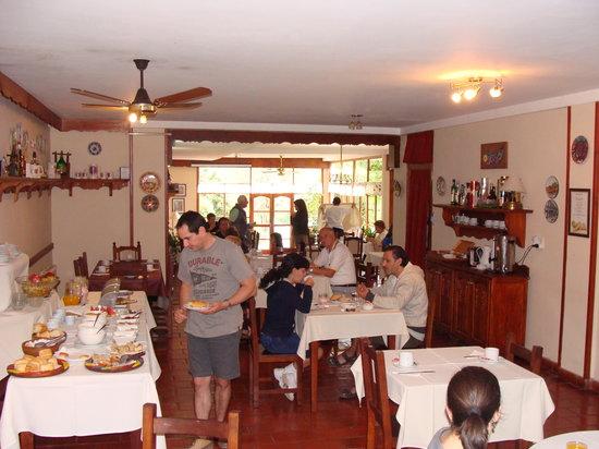 Hostal L'Hirondelle: Desayunador