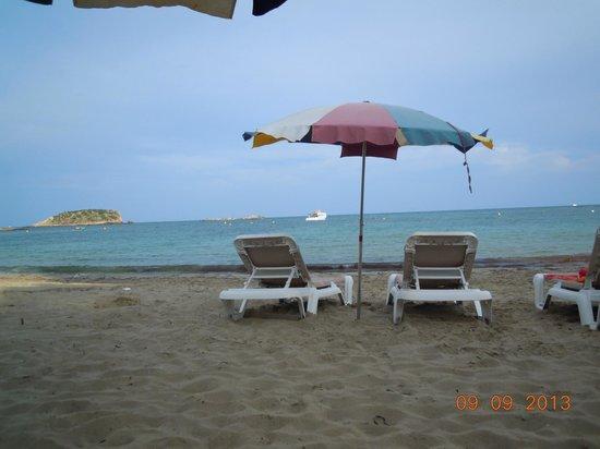Caribe Ibiza Hotel: Playa de es Caná