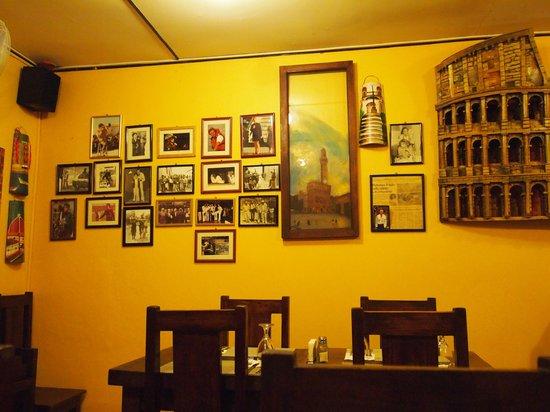 Daniele's CASA MIA: inside store