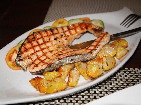 Daniele's CASA MIA: salmon