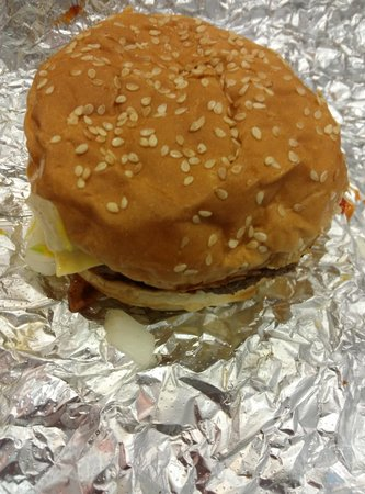 Five Guys: The burger