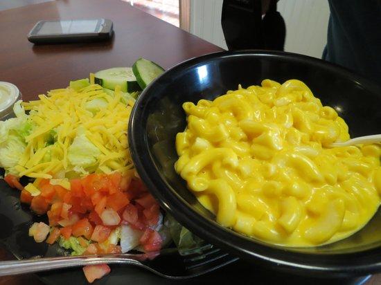 Tillamook Creamery: mac and cheese
