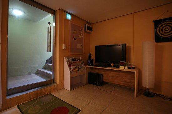 ข้าวสาร โซล อินซาดง: double room