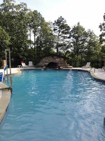 Pool at Mather Lodge
