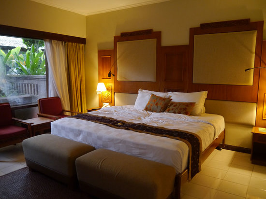 Rama Beach Resort and Villas : Room