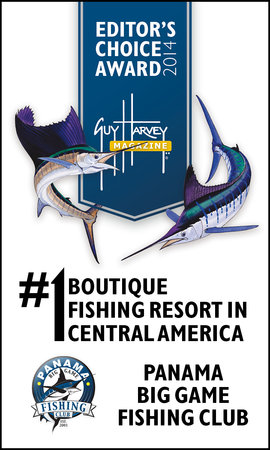 "Isla Boca Brava, Panama: Guy Harvey Magazine awards Panama Big Game Club ""No 1 Boutique Fishing Resort in Central America"