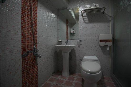 ข้าวสาร โซล อินซาดง: toilet