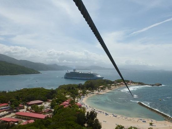Dragons Breath Zipline: extra