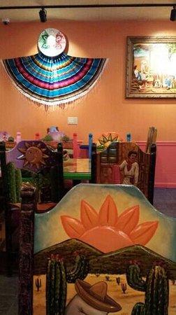 El Jalisco: The Back Room