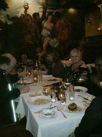 Panorama: Dinner