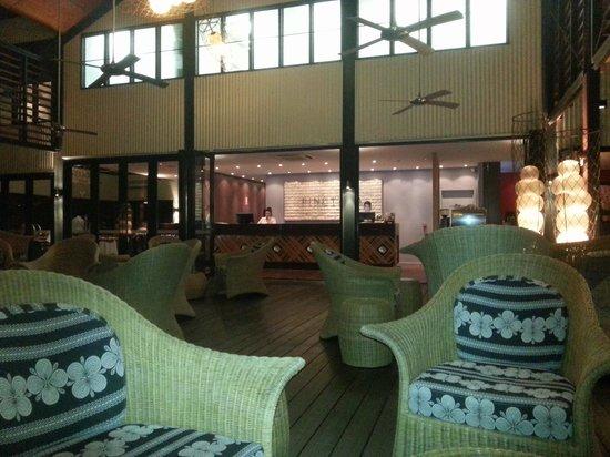 Kimberley Sands Resort & Spa: Main foyer